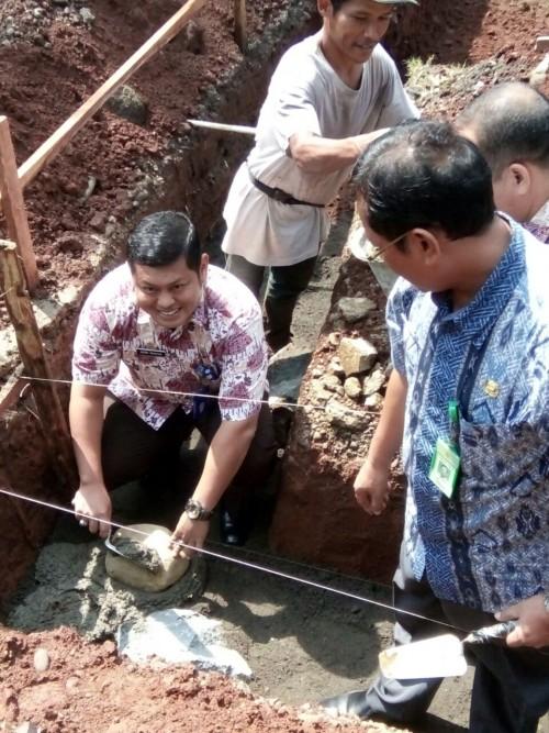 Pembangunan Kantor Kelurahan Sukahati